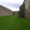 Inside Halifax Citadel Walls