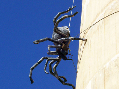 Sculpture 'Itsy Bitsy'