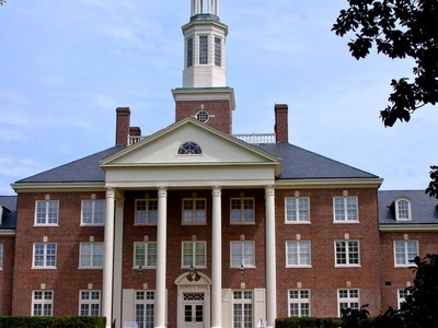 Jewett Hall At Judson College