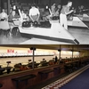 Kona Lanes: Early 1960s (top) And 2002