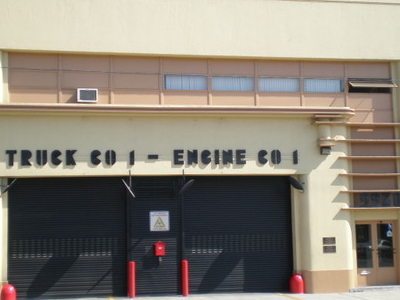 LAFD Fire Station # 1