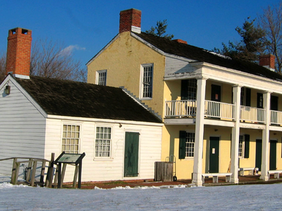 Fort Mifflin's Hospital
