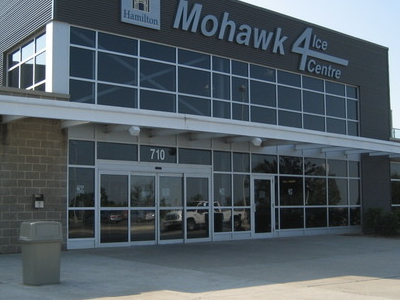Mohawk 4 Ice Centre