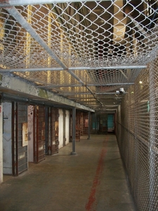 Cells Where The Prison's Worst Inmates Were Kept