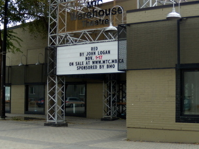 MTC  Warehouse Theatre In Winnipeg