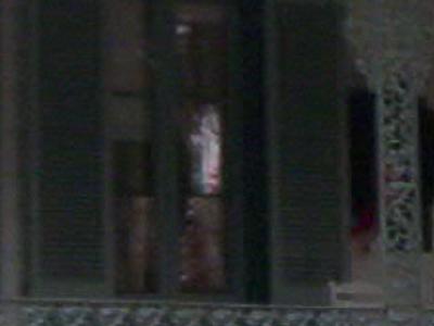 Alleged Ghost Photo Taken At Myrtles Plantation