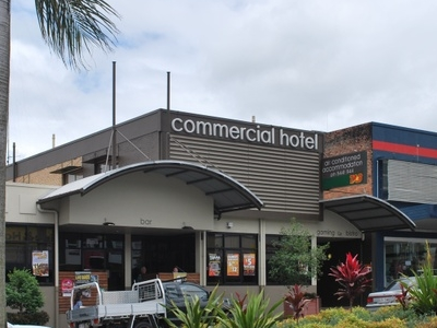 Commercial Hotel Today