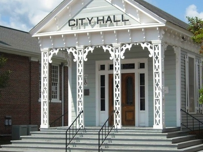 Old Marion City Hall