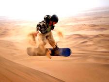 Sandboarding In Uae