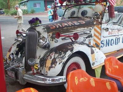 Juan Delgadillo's 1936 Chevrolet