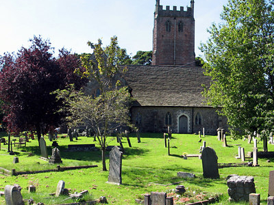 St Mary's Church, St Briavels