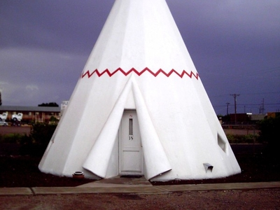 Individual Unit, Wigwam Motel, Holbrook, Arizona