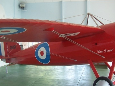Harry Butler's Red Devil