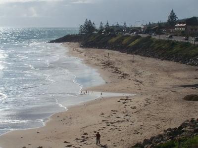 Christies Beach Coastline