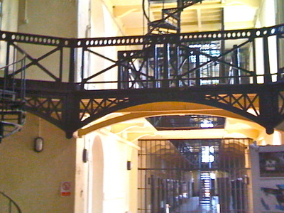 Crumlin Road Gaol Interior View