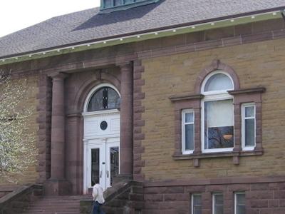 Emmerson Hall
