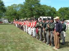 Fort Erie Reenactment