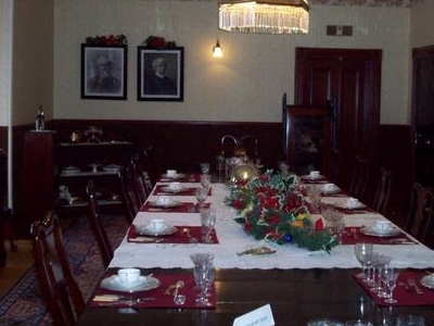 Government  House Dining Room