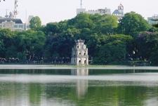 Hoan Kiem Lake Hanoi3