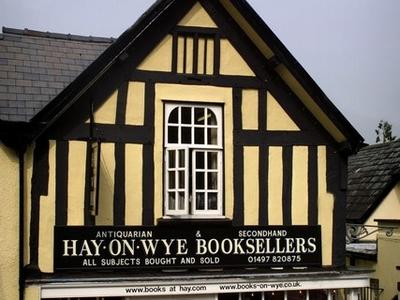 A Second-Hand Bookshop