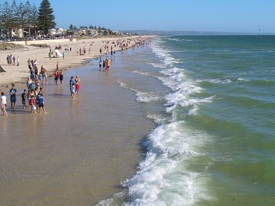 Henley Beach At Henley Beach
