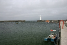 Mouth Of Donaghadee Harbour