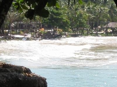 Approximate Maximum Rise Of Tsunami Waters At Kata Noi