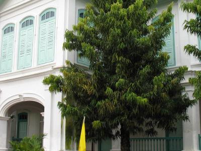 Kuden Mansion Or Satun National Museum