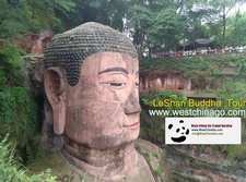 Leshan Buddha Tour0719a