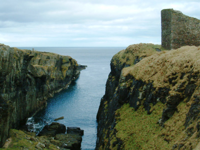 The Castle Of Old Wick