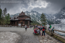 Tatra Mountains Guided Tours