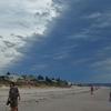 Cloudy Summer Weather, Henley Beach