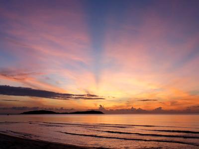 Sunrise, Ko Samui