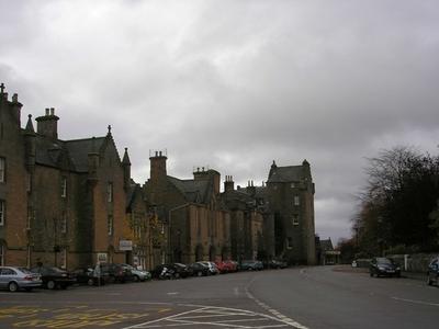 The Royal Burgh Of Dornoch