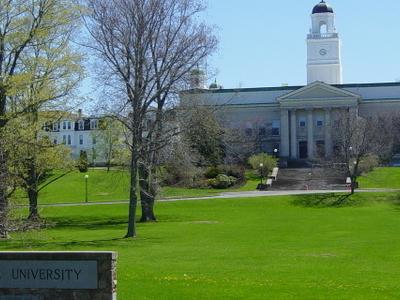 University Hall At Acadia University
