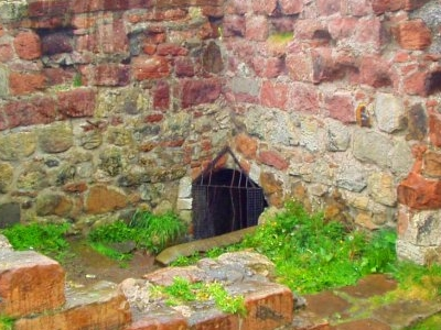 Ruins Of Ardrossan Castle