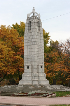 War Memorial In Queens Park