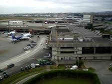 Aeroporto Guarulhos Panoramica