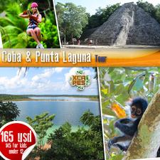 Coba Punta Laguna