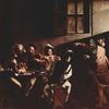 The Calling Of Saint Matthew, Caravaggio