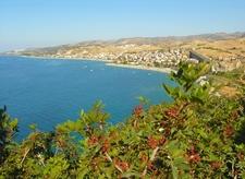 Panoramic View Of Bova Marina