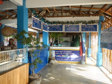 Tourism And Registration Office Of The Park