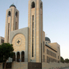 A Coptic Church In Ramallah