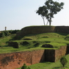 Ramparts Of The Mahasthangarh Citadel