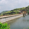 View Of The Cheruthoni Dam