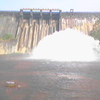 Front View Of Chimmony Dam