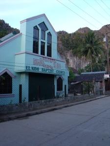 The El Nido Baptist Church