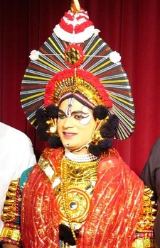 Full Pagade Yakshagana
