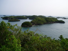 View Of The Other Islands From The Governor Island