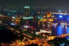 Opcin 13 Paseo En Falucca Vela Por El Nilo En La Puesta Del Sol Felucca Paseo Por El Nilo En El Cairo Por La Noche 720x840